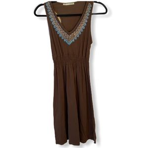 Maurices beaded mini dress